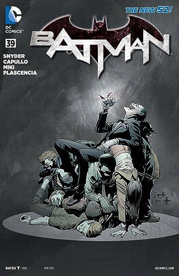 Batman (2011-2016) #39