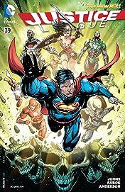 Justice League (2011-2016) #39
