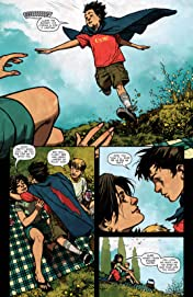 Joe Hill's The Cape #3 (of 4)