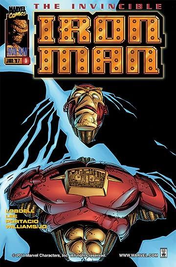 Iron Man (1996-1998) #3