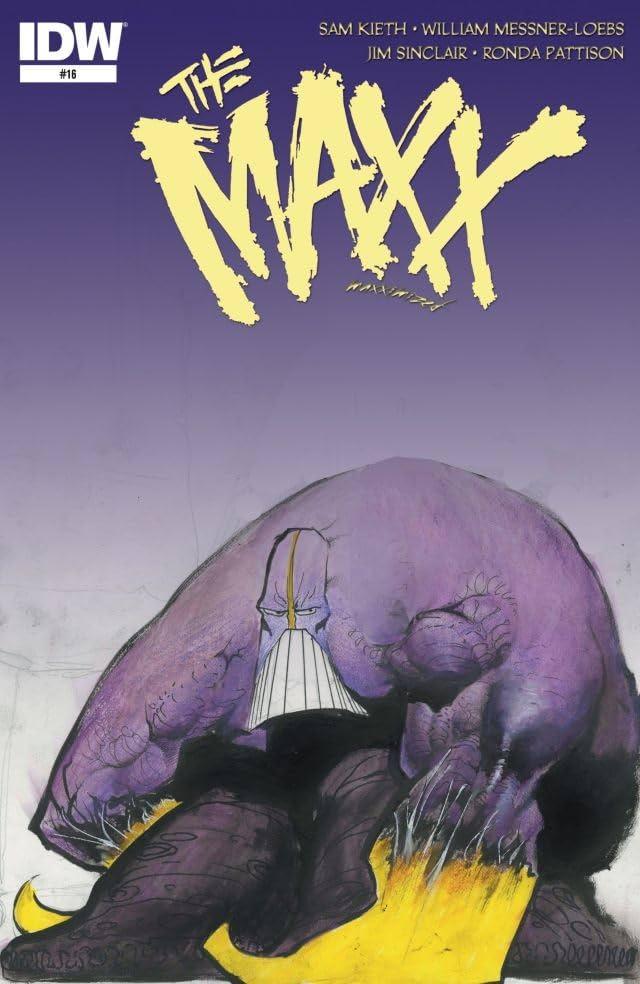 The Maxx: Maxximized #16