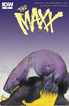 The Maxx: Maxximized #16