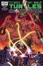 Teenage Mutant Ninja Turtles/Ghostbusters #4 (of 4)