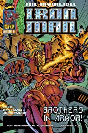 Iron Man (1996-1998) #9