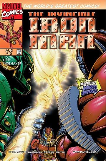 Iron Man (1996-1998) #10