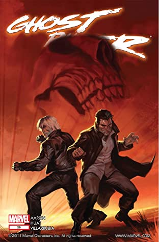 Ghost Rider (2006-2009) #26