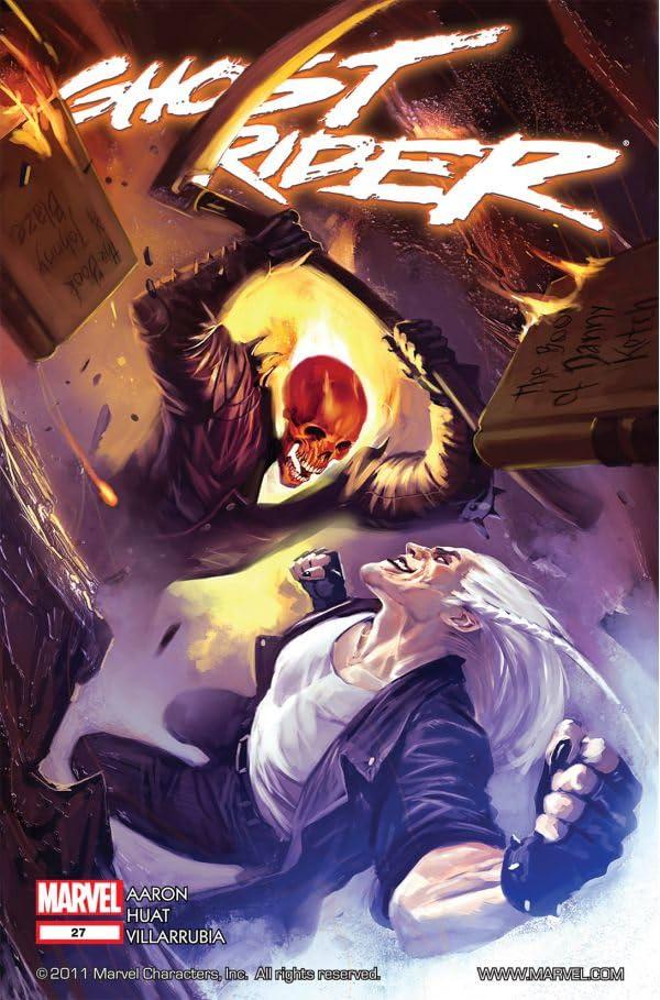 Ghost Rider (2006-2009) #27