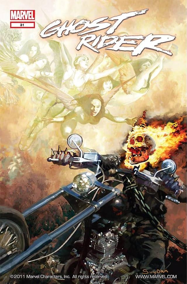 Ghost Rider (2006-2009) #31