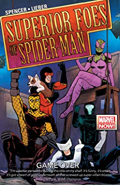 The Superior Foes of Spider-Man Vol. 3