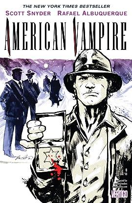 American Vampire #8