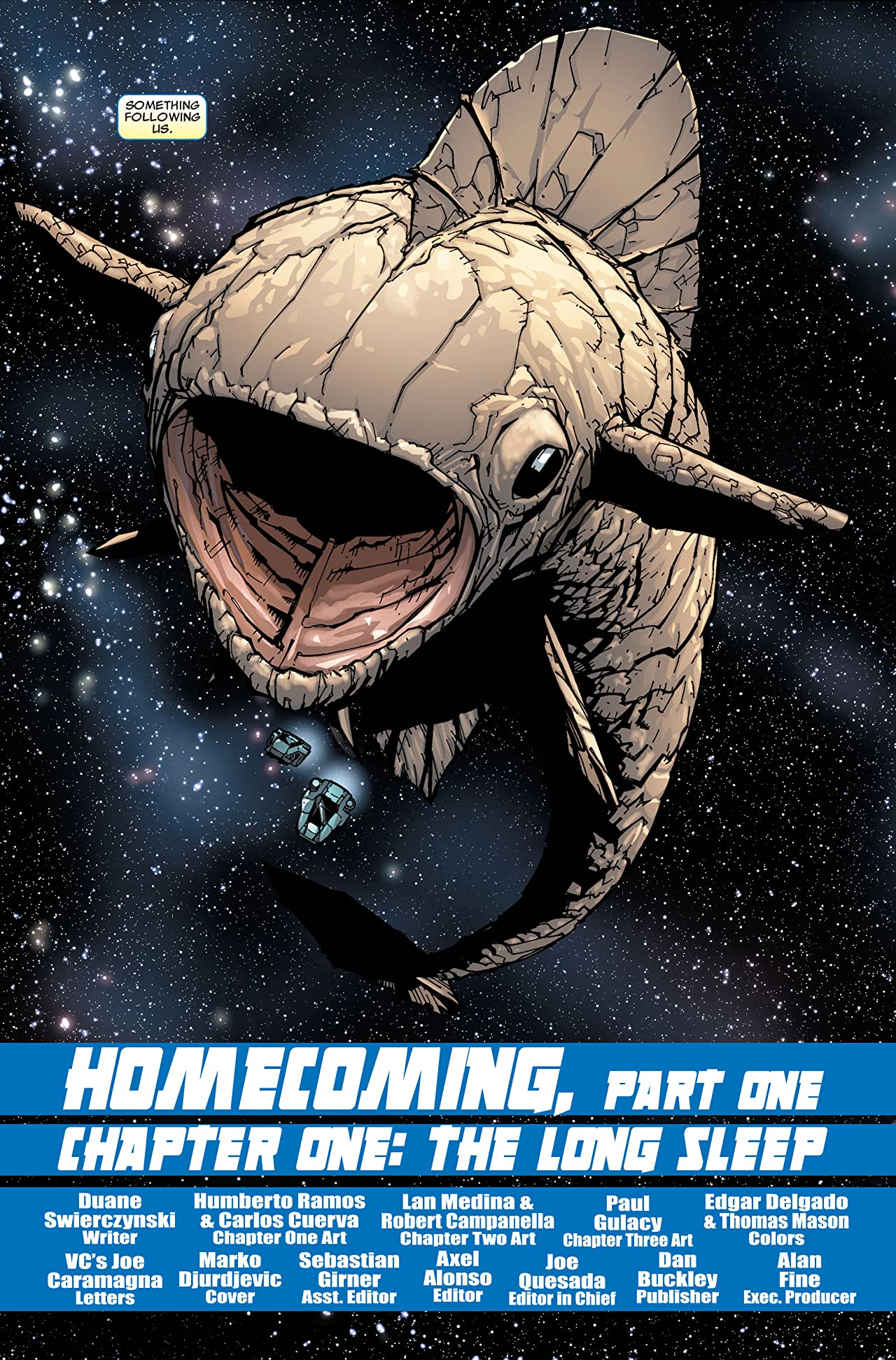 Cable Vol. 4: Homecoming