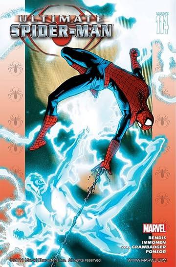 Ultimate Spider-Man (2000-2009) #114