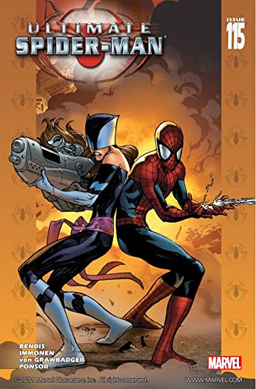 Ultimate Spider-Man (2000-2009) #115
