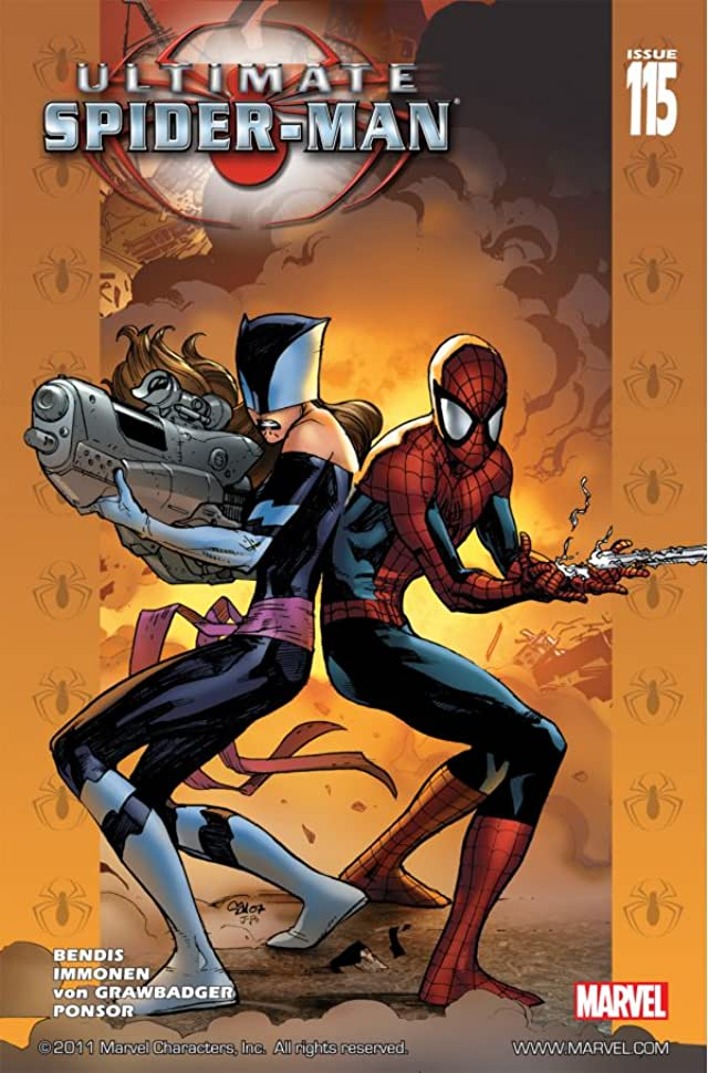 Ultimate Spider-Man (2000-2009) #115