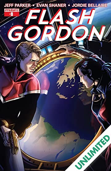 Flash Gordon #8