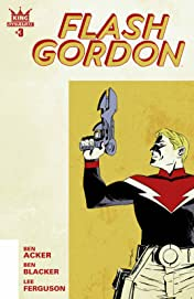 King: Flash Gordon #3 (of 4): Digital Exclusive Edition