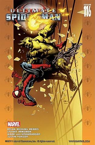 Ultimate Spider-Man (2000-2009) #116