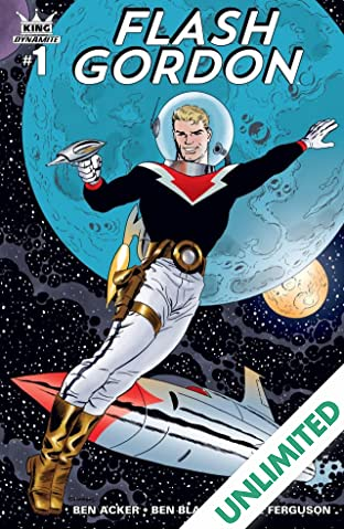 King: Flash Gordon #1 (of 4): Digital Exclusive Edition