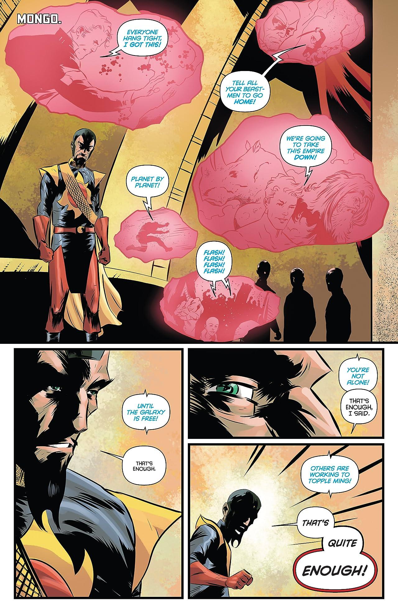 King: Flash Gordon #1 (of 4): Digital Exclusive Edition