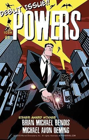 Powers (2000-2004) #1