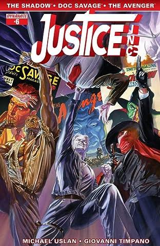 Justice, Inc. No.6 (sur 6): Digital Exclusive Edition