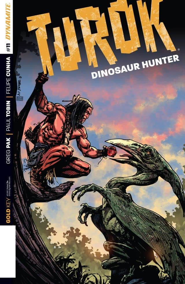 Turok: Dinosaur Hunter #11: Digital Exclusive Edition