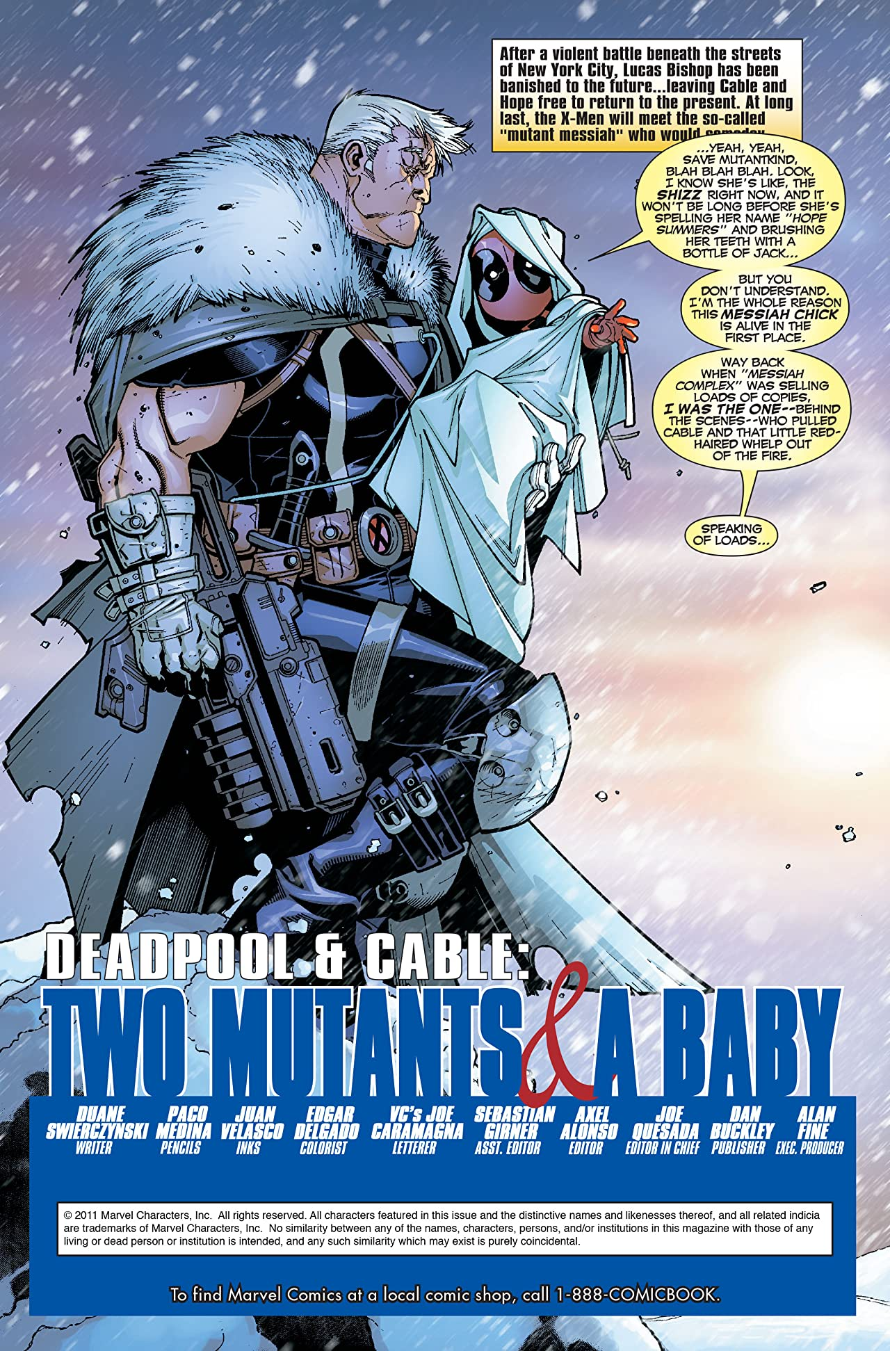 Deadpool and Cable #25