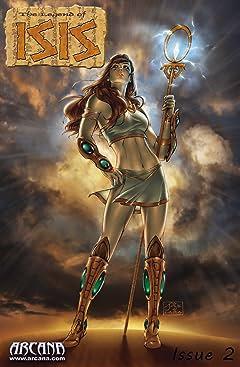 Legend of Isis Vol. 1 #2: Set's Revenge