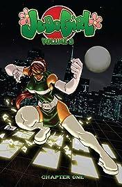 Judo Girl Vol. 3 #1