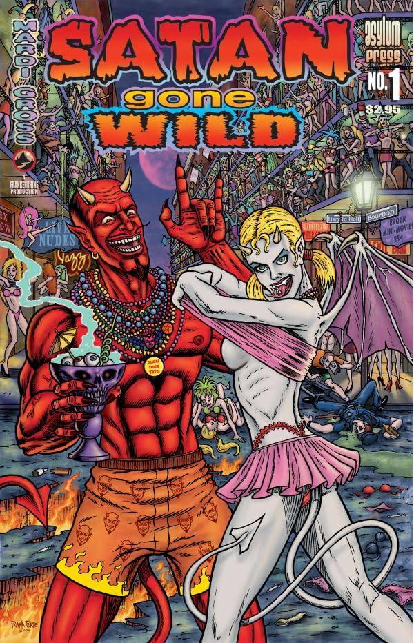 Satan Gone Wild #1