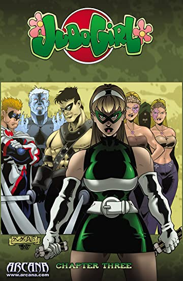Judo Girl Vol. 3 #3