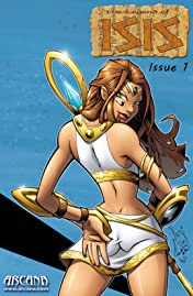 Legend of Isis Vol. 2 #1: Return of the Scarab Queen