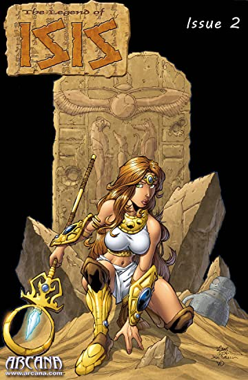 Legend of Isis Vol. 2 #2: Return of the Scarab Queen