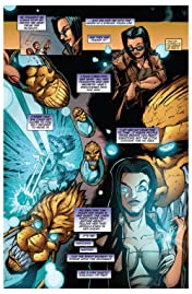 Legend of Isis Vol. 2 #4: Return of the Scarab Queen