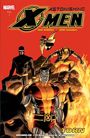 Astonishing X-Men Vol. 3: Torn