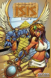 Legend of Isis Vol. 4 #2: Twilight of the Gods