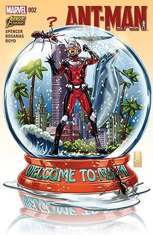 Ant-Man (2015) #2