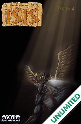 Legend of Isis Vol. 5 #4: Darkness Falls