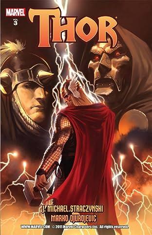 Thor By J. Michael Straczynski Tome 3