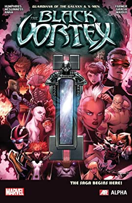 Guardians of the Galaxy & X-Men: The Black Vortex Alpha No.1