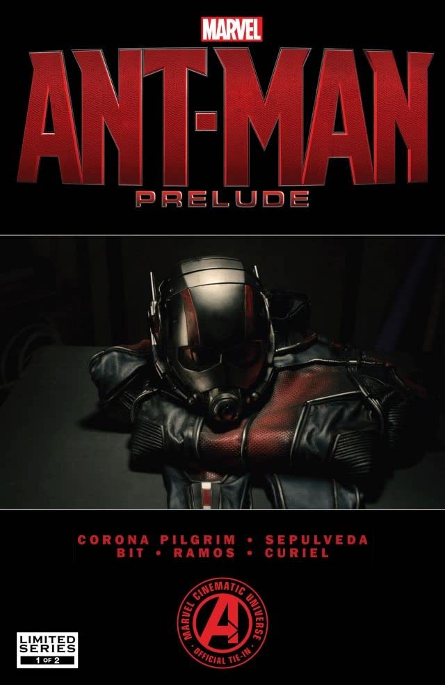 Marvel's Ant-Man Prelude #1 (of 2)