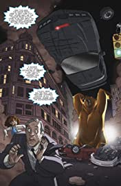 Ghostbusters (2011-2012) #3