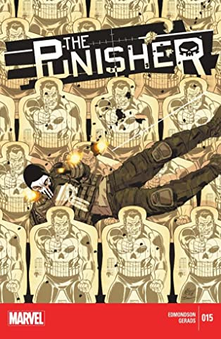 The Punisher (2014-2015) #15