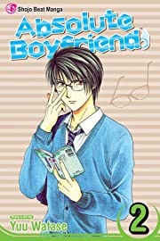 Absolute Boyfriend Vol. 2