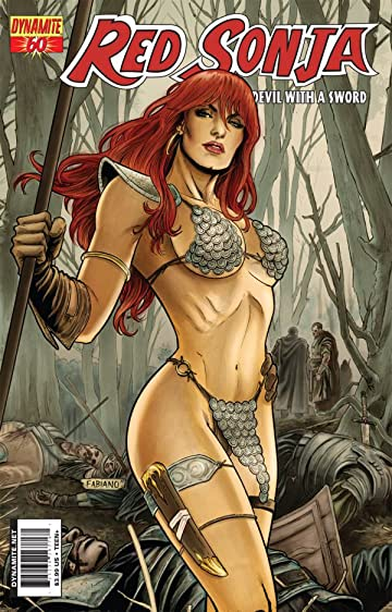Red Sonja: She-Devil With A Sword #60