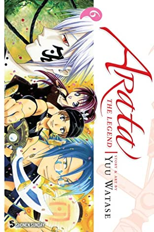Arata: The Legend Tome 6