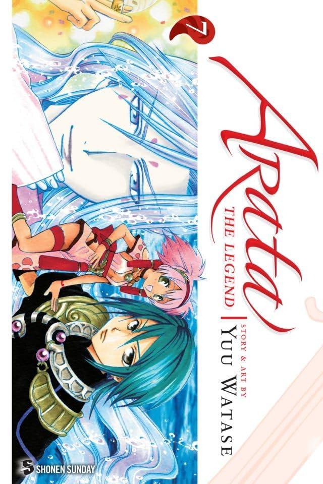 Arata: The Legend Vol. 7