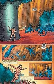 Warlord of Mars #13
