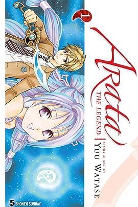 Arata: The Legend Vol. 1