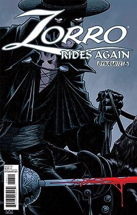 Zorro Rides Again #6 (of 12)